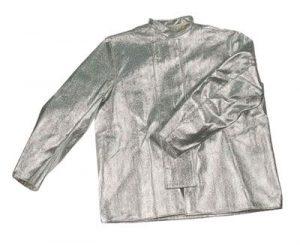 Reflectorized Aluminum Jacket (XXL)