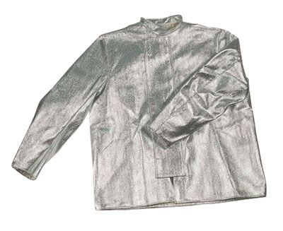 Reflectorized Aluminum Jacket (XXL)