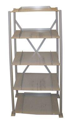 Cremation Pan Cooling Rack (4 shelves)