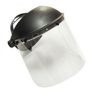 Standard Face Shield Replacement (Clear)